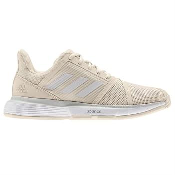 adidas Women's Courtjam Bounce Tennis Shoes