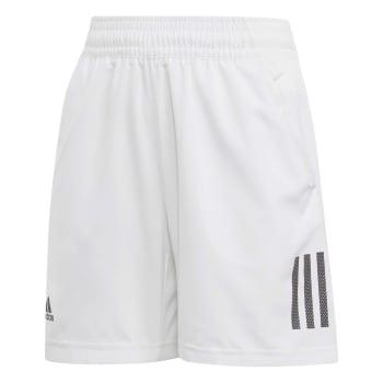 adidas Boys Club 3Stripes Tennis Short