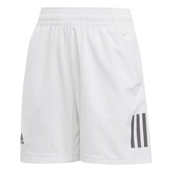 adidas Boys Club 3Stripes Tennis Short