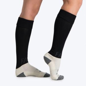 Falke Black Practice Solid Socks 12.5-3.5