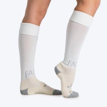 Falke White Practice Solid Socks 4-7