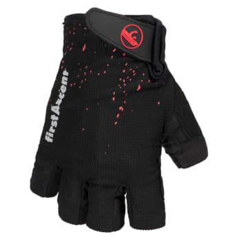 First Ascent Gravel Short Finger Cycling  Glove