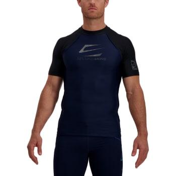 Second Skins Men's Iconic Short Sleeve Rashvest