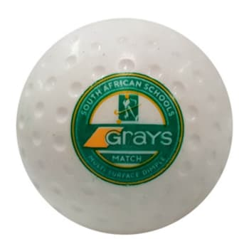 Grays Match Dimple Hockey Ball (South African Schools)