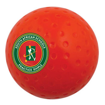 SA Schools-Practice Dimple Hockey Ball - Find in Store