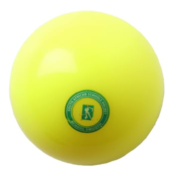 SA Schools-Practice Smooth Hockey Ball - Find in Store