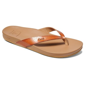 Reef Brazil Women's Cushion Bounce Court  Sandals - Sold Out Online