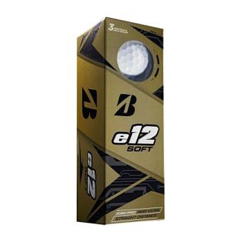 Bridgestone E12 Soft Golf Balls - 3 Ball Pack