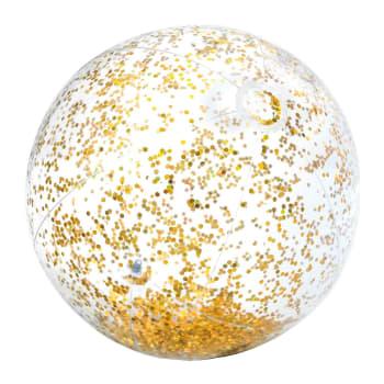 Intex Inflatable Transparent Glitter Beach Ball