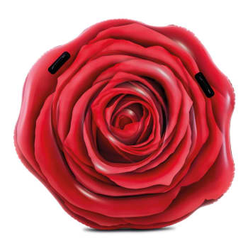 Intex Inflatable Red Rose Float