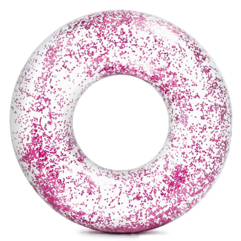 Intex Inflatable Transparent Glitter Tube