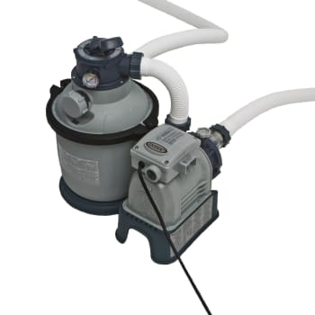 Intex Sand Filter Pump 1200 Gallon - Out of Stock - Notify Me