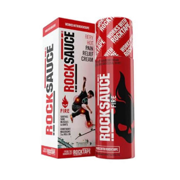 Rocktape RockSauce Fire Pain Relief - Out of Stock - Notify Me