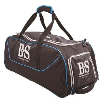 B&S Cricket Wheelie Bag