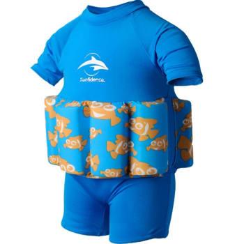 Konfidence Short Sleeve Float Suit