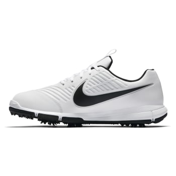 Nike Men's Explorer 2 S White Golf Shoes