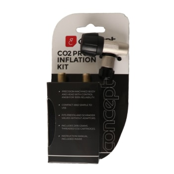 Concept CO2 Pro Inflation Kit - Out of Stock - Notify Me