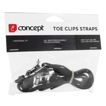 Concept Toe Clip Straps