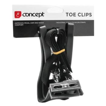 Concept Toe Clips