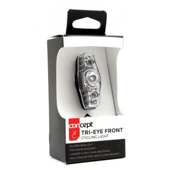 Concept Tri-Eye Front Light