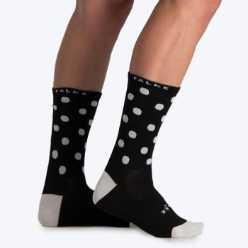 Falke Limited Edition Dot Crew Sock Size 8-12 - Find in Store
