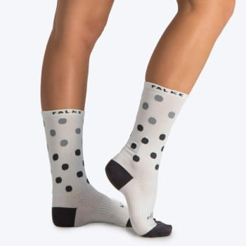 Falke Limited Edition Dot Crew Sock Size 4-7 - Find in Store