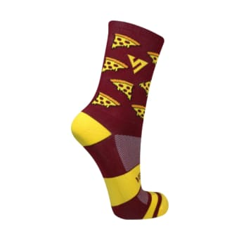 Versus Pizza Sock Size 4-7 - Find in Store