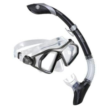 Aqualung Senior Trooper Mask and Snorkel Set
