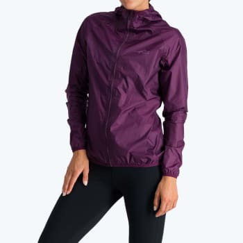 First Ascent Women's X-trail Run Jacket