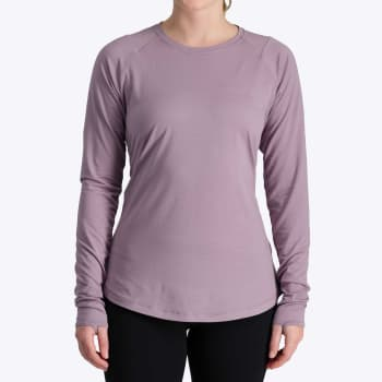 First Ascent Women's Corefit Long Sleeve Run Top - Sold Out Online