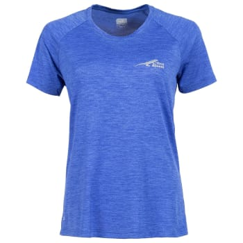 First Ascent Women's Corefit Run Tee