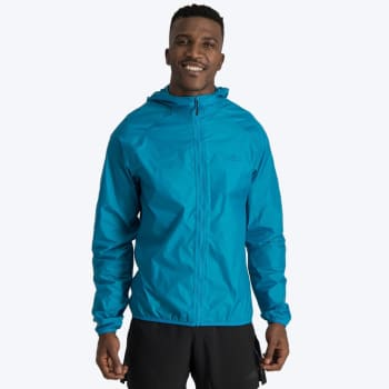 First Ascent Men's X-trail Run Jacket