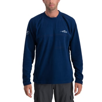 First Ascent Men's Piranha Fleece Sweattop - Out of Stock - Notify Me