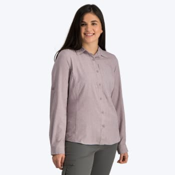 First Ascent Women's Luxor  Long Sleeve Shirt