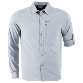 First Ascent Men's Riverbed Long Sleeve Shirt