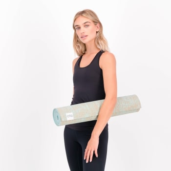 OTG Jute & PVC Yoga Mat 5mm