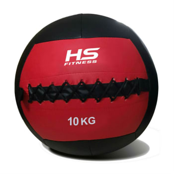 HS Fitness 10kg Wall Ball