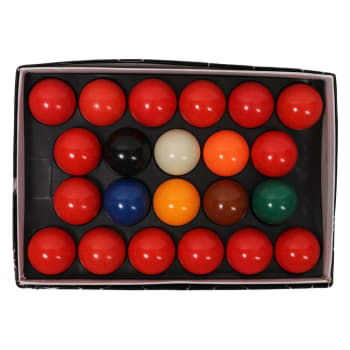 Hurricane Snooker Balls