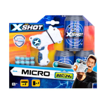 Zuru X-Shot Micro Gun Value Pack