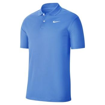 Nike Mens Golf Dri-Fit Essential Stripe Polo