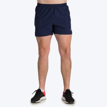 "asics Men's Silver 5"" Run Short - Sold Out Online"