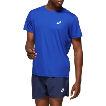 asics Men's Silver Run Tee