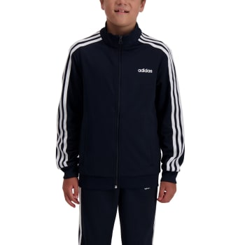 Adidas Boys 3S Tricot Jacket