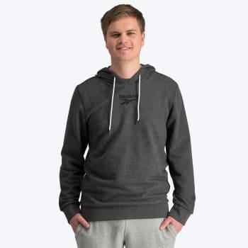 Mens Reebok TE Melange Hoodie - Sold Out Online