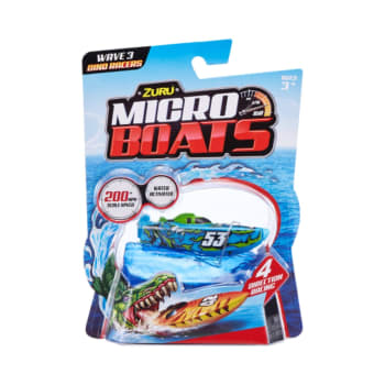 Zuru Micro Boats Series 3 - Out of Stock - Notify Me