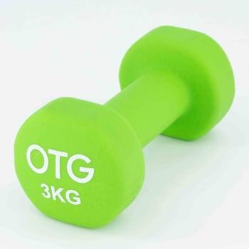 OTG 3.0kg Neoprene Dumbbell