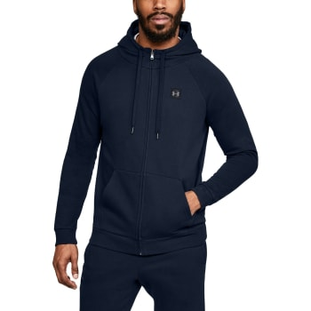 Under Armour Rival Fleece Full Zip Hoodie - Out of Stock - Notify Me