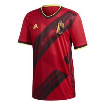 Belgium Men's Home Euro 2020 Soccer Jersey