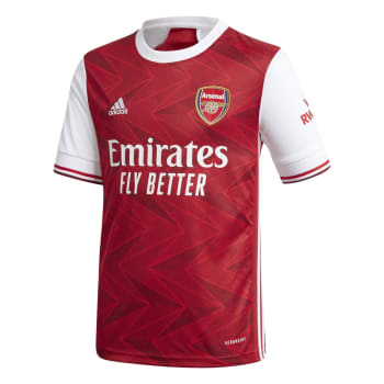 Arsenal Junior Home 20/21 Soccer Jersey