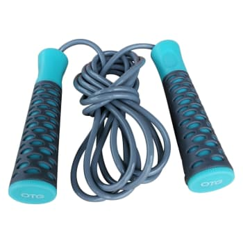 OTG Soft Grip Jump Rope with Bearings